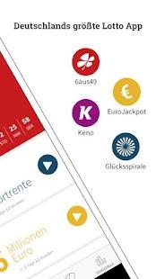 Clever Lotto Light – Lotto 6aus49 & EuroJackpot - náhled