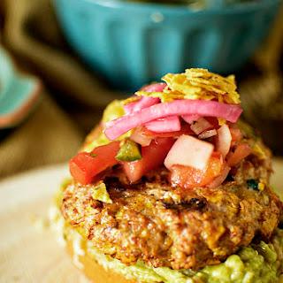 Southwest Chicken Burger