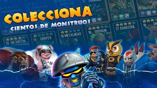 Monster Legends (MOD) APK 3