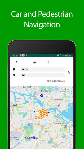 Download Amsterdam Offline Map and Travel Guide 1.35 2