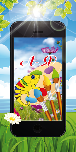 Alphabet Coloring screenshot 9