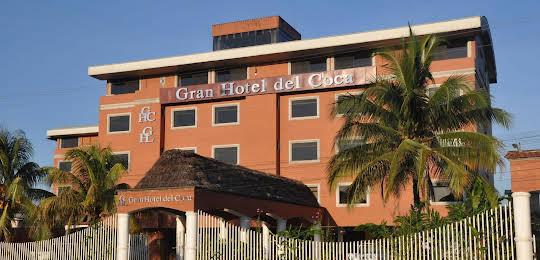GRAN DE LAGO EL COCA