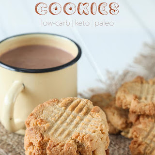 5 Ingredient Keto Cookies Recipe