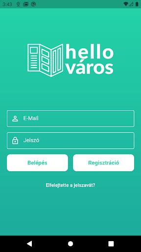 HelloVu00e1ros - Vu00e1ros felfedezu0151 ju00e1tu00e9k android2mod screenshots 1