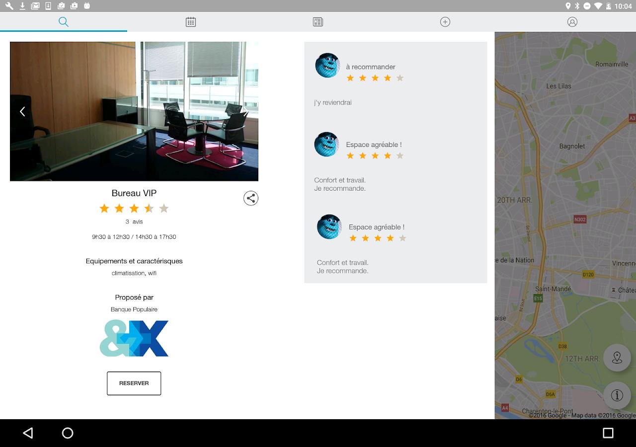 Mon bureau Pop Android Apps on Google Play