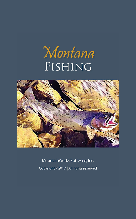Montana Fishing- screenshot