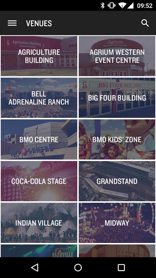 Calgary Stampede 2015 - screenshot