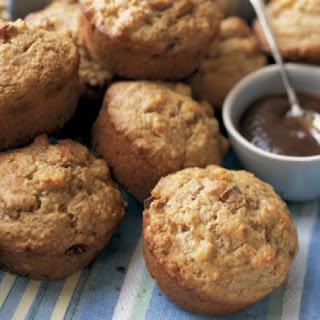 Date-Apple Oat Bran Muffins Recipe