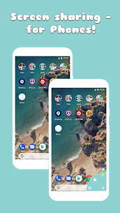 Mimicr – Mobile Screen Sharing + Voice Chat 1