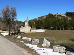 Photo: Spanien Aragonien/Kastilien-La Mancha: Nacimiento del Rio Tajo - Quelle des Tajo (Urheberrecht R. Mayer)