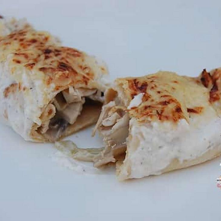 Creamy Chicken Ficelle Picarde