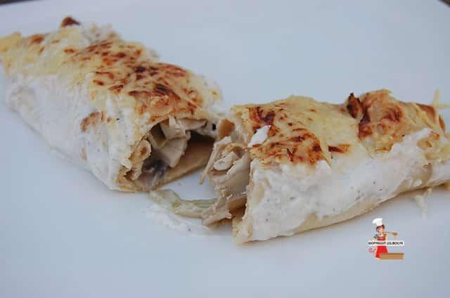 Creamy Chicken Ficelle Picarde Recipe