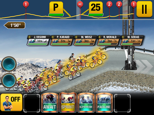 Tour de France 2019 Official Game - Sports Manager apkdebit screenshots 22