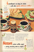Photo: Instant Coffee was all the rage. My parents always drank Nescafe.