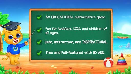 Math Kids - Add, Subtract, Count, and Learn 1.2.3 screenshots 6