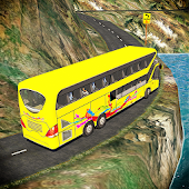 Bus Driver 2018: Hill Climb Driving