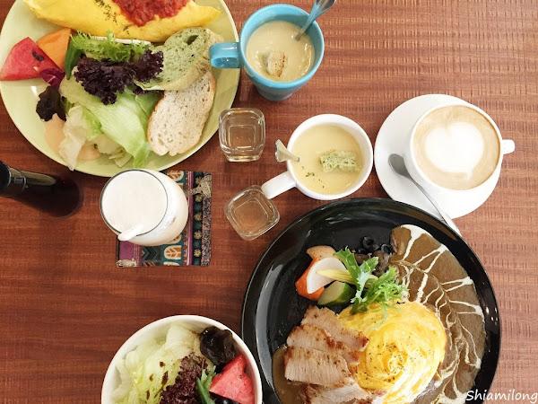 日光 ‧ 緩緩無毒早午餐 夏林店 - 嚴選在地小農優質食材,健康無毒好吃早午餐店