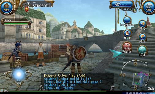 RPG Toram Online 2.0.5 APK