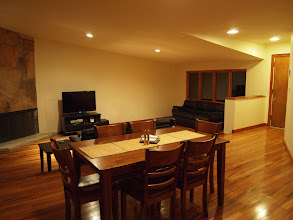 Photo: Dining/Living Room (after - additional)