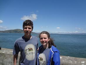 Photo: Saturday we went to visit Alcatraz