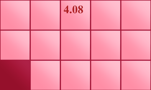 Tap Red Tile: Fast Fingers