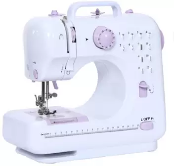 Portable Full-Featured Sewing Machine