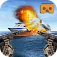 VR Warship Battle - Defence 3D Icon