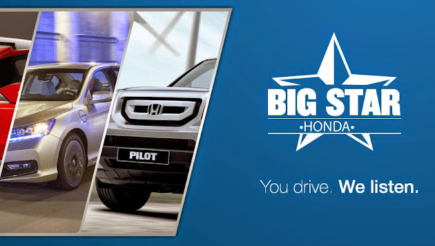 Big star honda honda dealer in houston tx autos post for Honda dealerships in houston