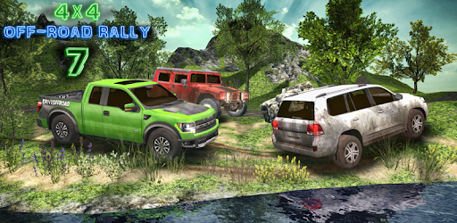 4x4 off road rally 6 взлом
