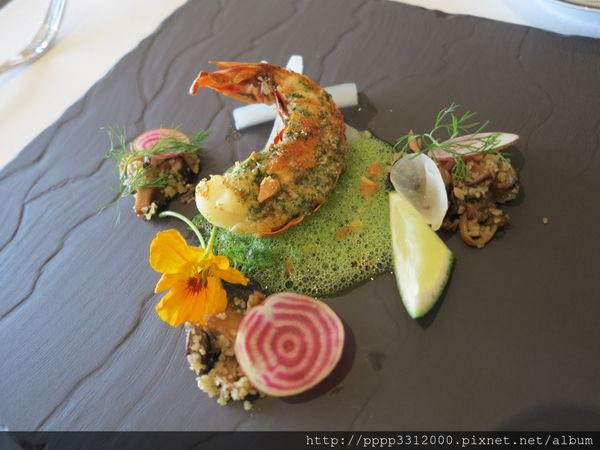 安多尼歐法式餐廳.慶祝優惠禮升級龍蝦前菜 ๑愛河畔的小法國又一巨作