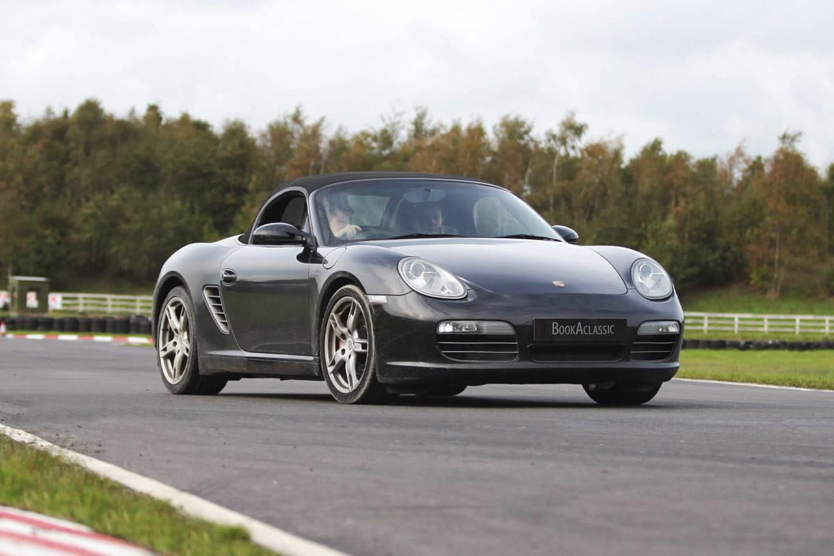 Porsche Boxter S Hire Cardiff
