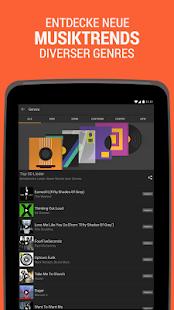 SoundHound Musik & Songtexte - screenshot thumbnail