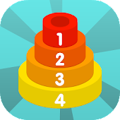 Math Tower Of Hanoi Android APK Download Free By Play Cool Math