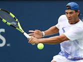 Nadal bijt in het zand tegen... 18-jarige Canadees en mist zo nummer één