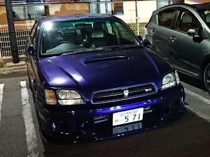 レガシィB4 BE5 RSK 99年式のカスタム事例画像 harukiさんの2019年11月14日22:19の投稿