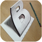 How to Draw 3D - 3D shapes drawing 8.0
