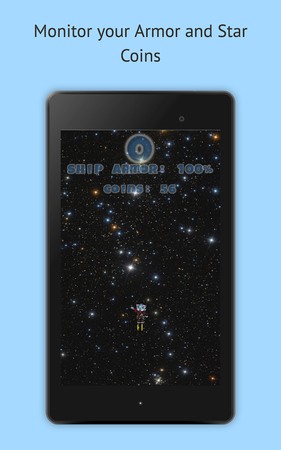Panfur in Space 3.0- screenshot