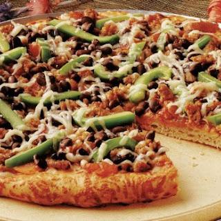 Weight Watchers Tex-Mex Pizza