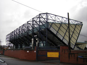 Photo: Groundhopping : Rugby Park, Kilmarnock F.C.