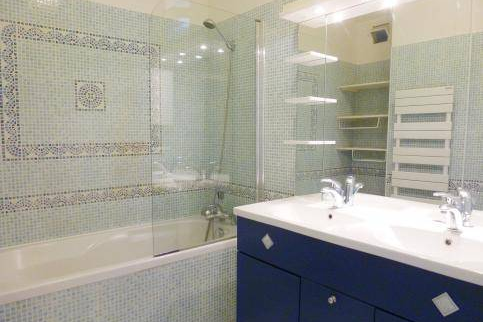 Main bathroom at Luxury 4 Bedroom Apartment Near Montorgueil
