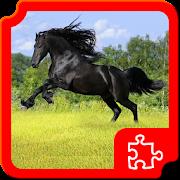 Beautiful Horses Puzzles