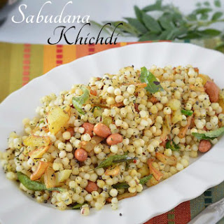 Sabudana Khichdi.