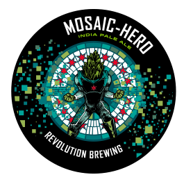 Logo of Revolution Mosaic Hero
