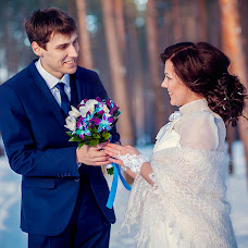 Wedding photographer Elena Titova (Elena62). Photo of 25.05.2017