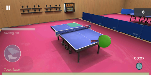 Table Tennis ReCrafted! android2mod screenshots 5