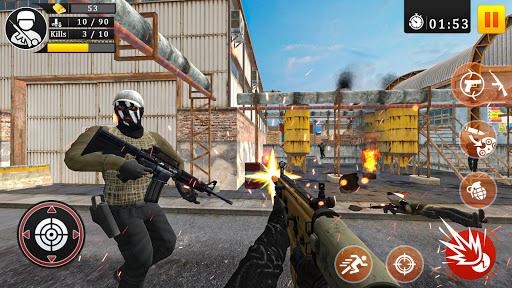FPS Modern Strike: Counter Terrorist Game 1.7 screenshots 6