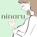 ninaru 妊娠・出産をサポートする妊婦さん向けマタニティアプリ icon