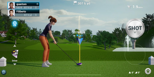 Perfect Swing - Golf apkpoly screenshots 3