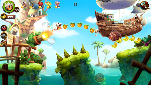 Jungle Adventures 3 1.8 Cheat screenshots 1