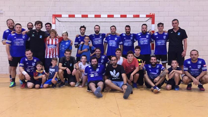 CBM Cantera Sur El Ejido vs GAB Jaén.